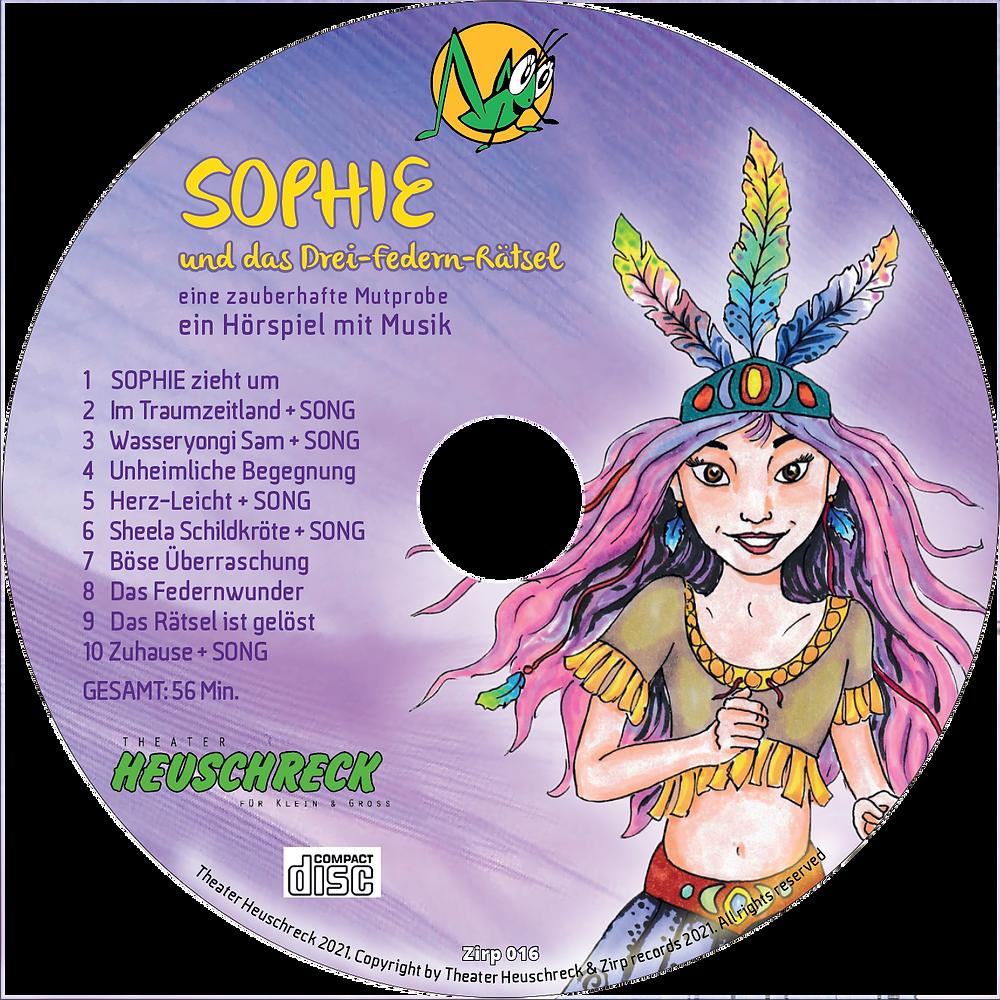 Theater HEUSCHRECK Umwelt-Hörspiel mit Musik für Kinder ab 3.