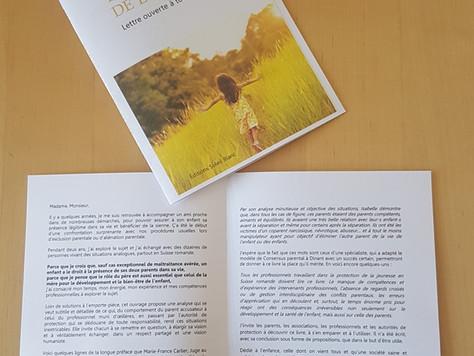 Invitation au vernissage de mon livre