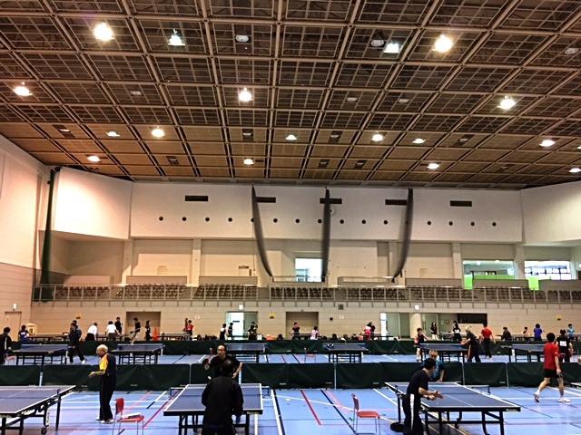 プラスアール卓球部 活動報告 2018冬