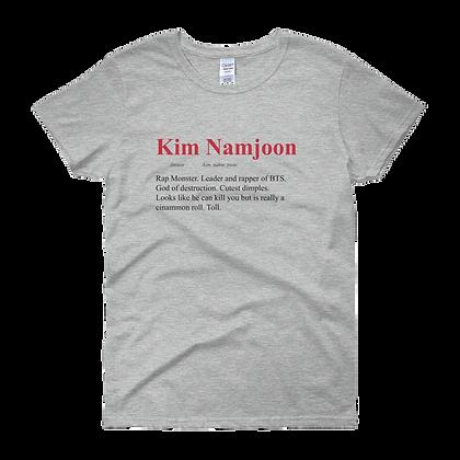 Namjoon - Definition