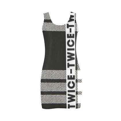 TWICE Plaid - Dress