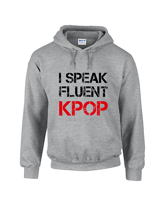 Fluent Kpop -  Hoodie