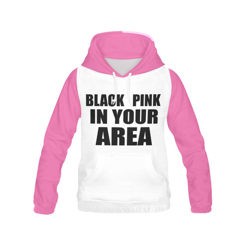 2339386c9 Are you a Blink? Show off your fandom pride in this iconic 'BlackPink in  your area' hoodie! An exclusive limited edition AHJA design that you cant  get ...