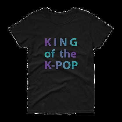 King of the kpop - Tee