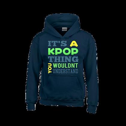 Kpop Thing Green -  Hoodie