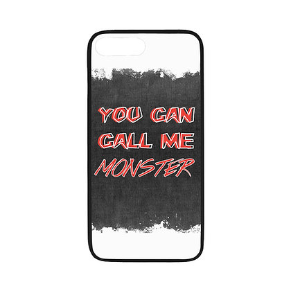Call Me Monster - Phone Case