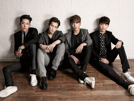 CNBLUE'S ALMOST SCANDAL 2016