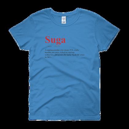 Suga - Definition