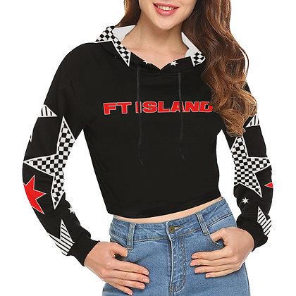 FT ISLAND - Crop Hoodie