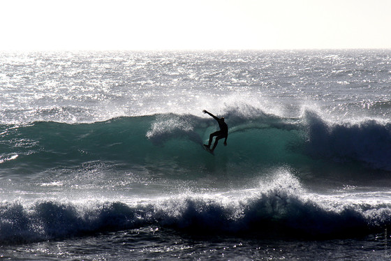 Canal Surfer Dani