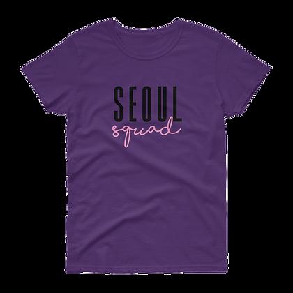 Seoul Squad Cute  - Tee