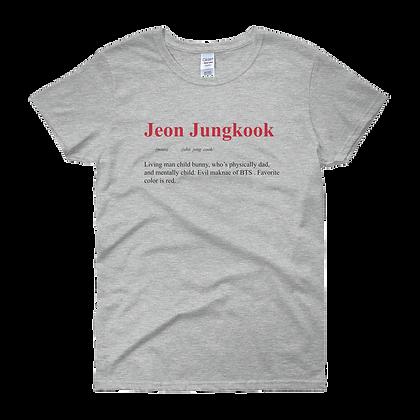 Jungkook - Definition
