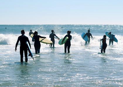 Salt Flow Surf School
