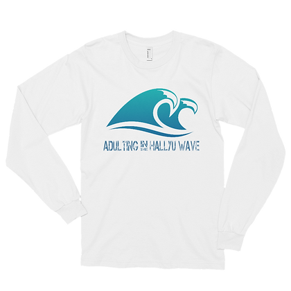 Adulting Wave - Longsleeve