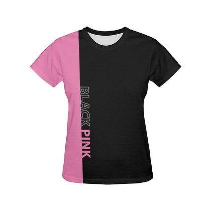 Blackpink- Vertical tee