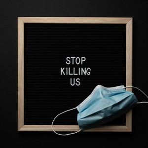 White Supremacy Kills.