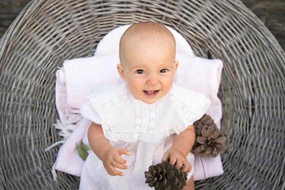 Sessão Bebé Alice 6 meses
