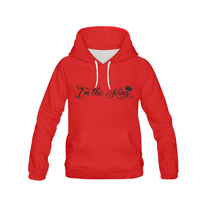 I Am The King - Hoodie
