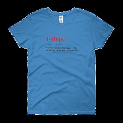 J-Hope - Definition