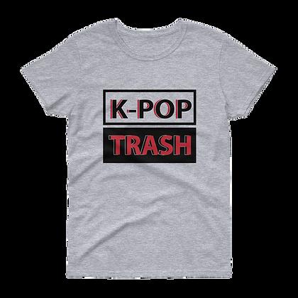Kpop Trash - Tee
