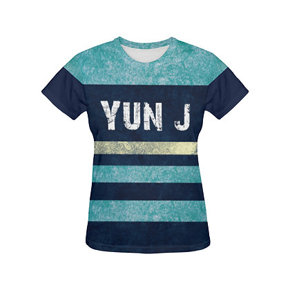 Yun J Distressed - Tee