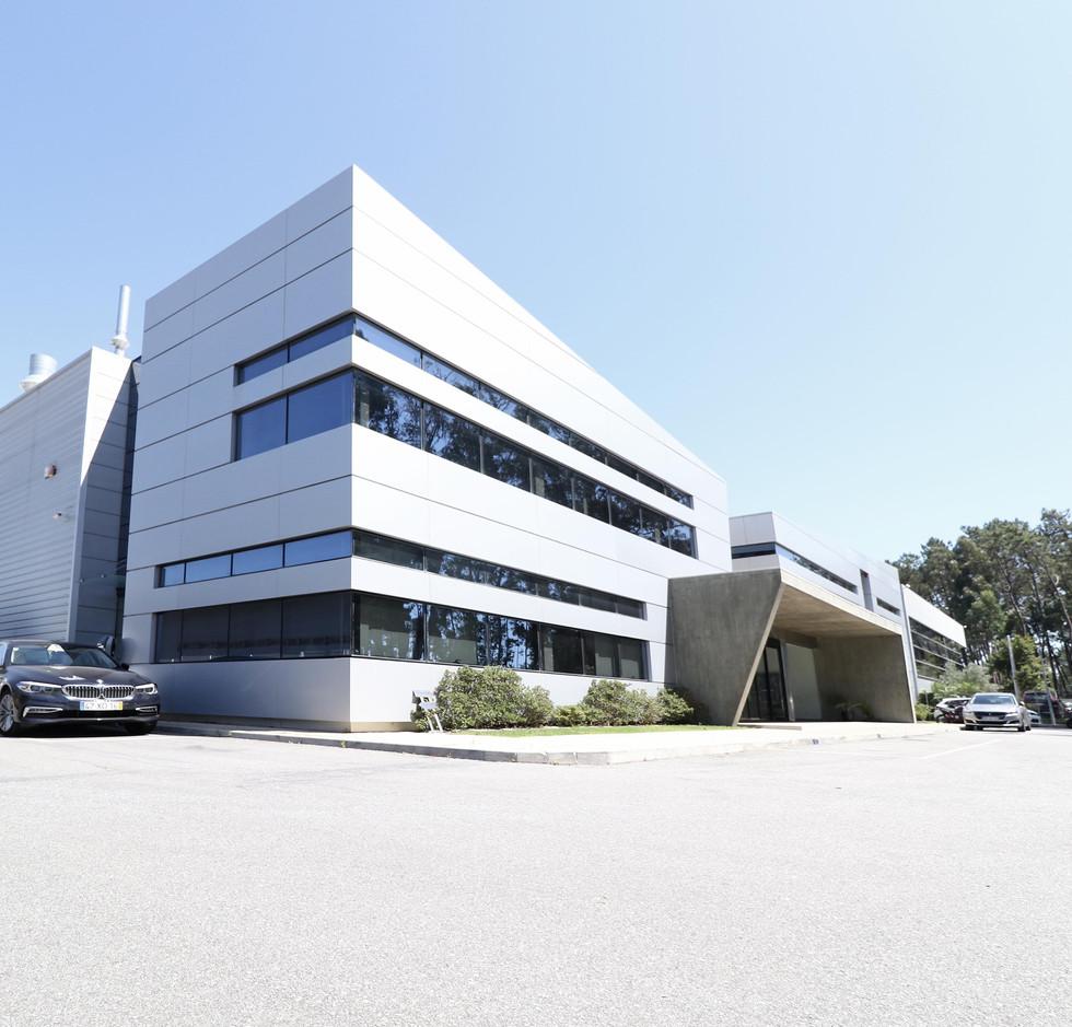Fotografia de Edifício EDAETECH