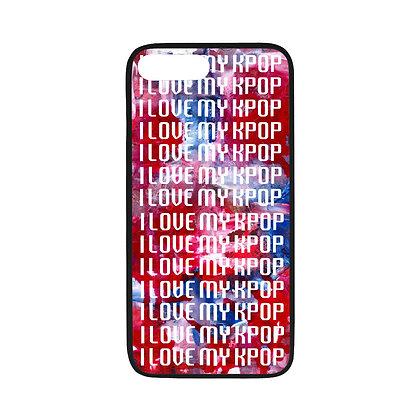 I Love My Kpop - Phone Case