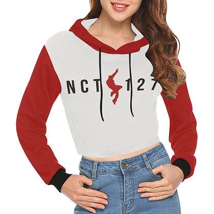 NCT Jump - Crop Hoodie