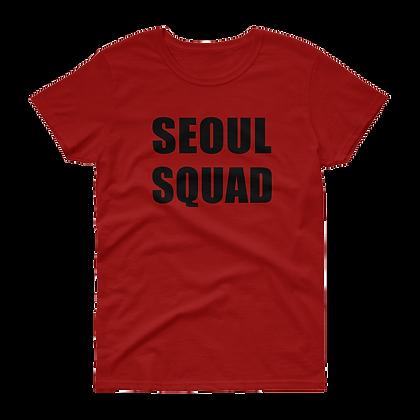 Seoul Squad Bold - Tee