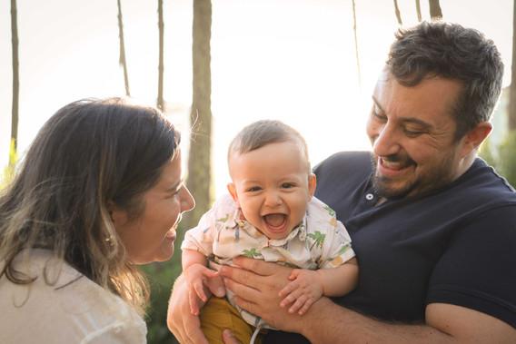 Sessão Bebé Zé 6 meses