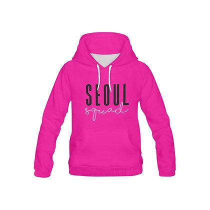 Seoul Squad Cute - Hoodie