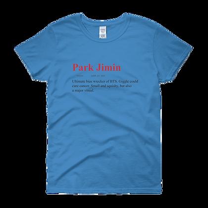 Jimin - Definition