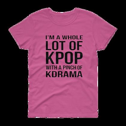 Lot of Kpop