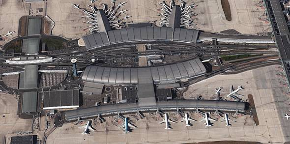 AEROPORT CDG TERMINAL 2