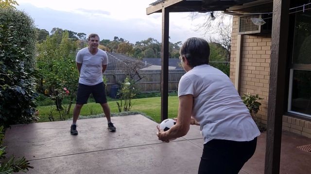 Meaningful movement games for all ages