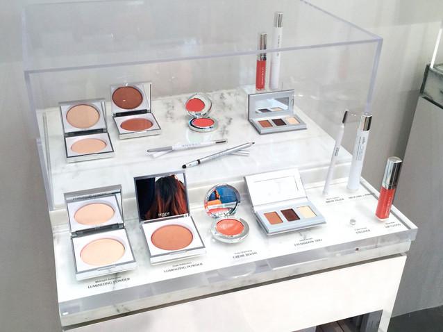 Beauty Table Display