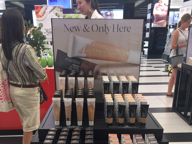 SEPHORA Front of Store Display