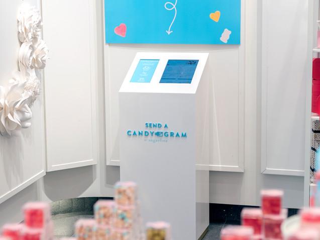iPad Kiosk Display