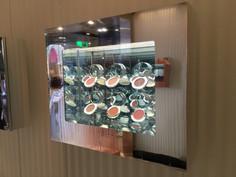 Custom Infinity Mirror Display