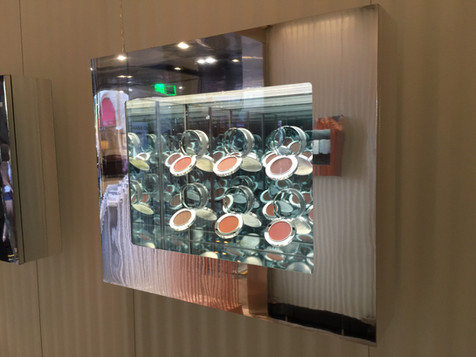 Custom Infinity Mirror Display