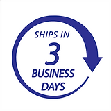 Ships In 3 Business Days!