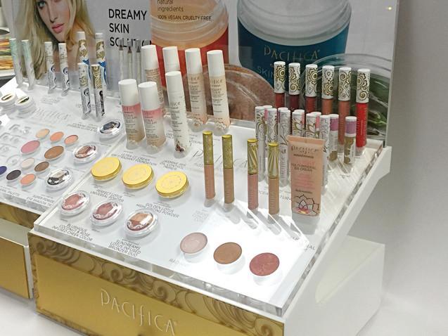 Makeup Display with Drawer