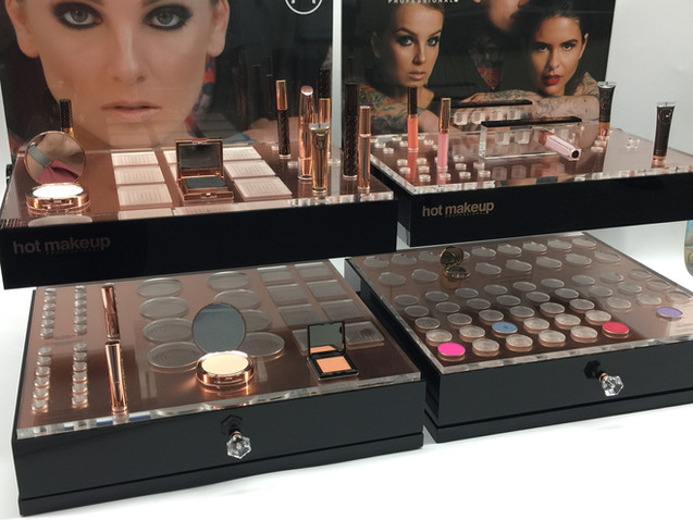 Luxury Beauty Displays