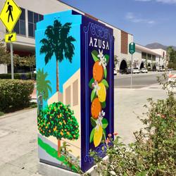 Iconic Azusa, Citrus, and Palm Trees