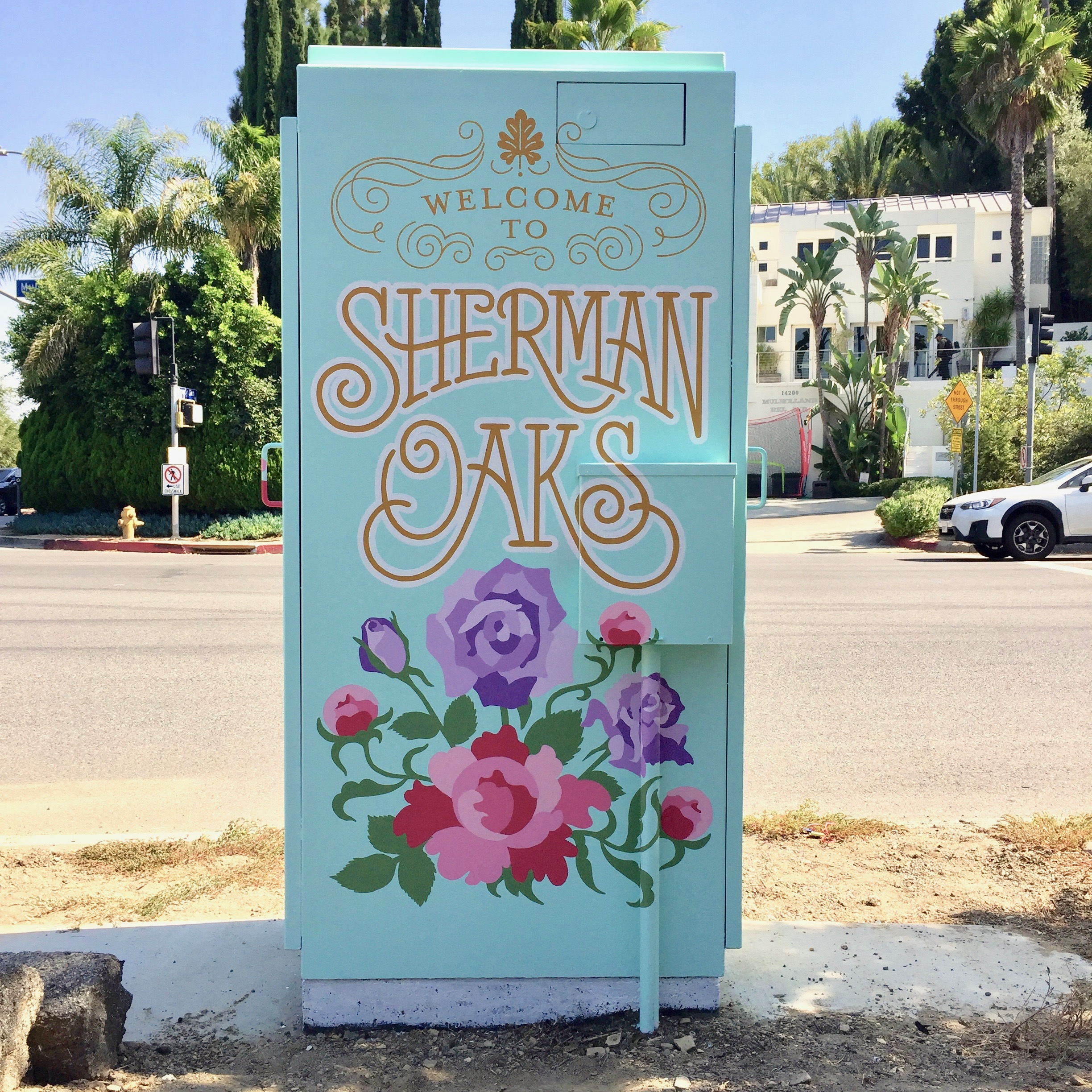 Welcome to Sherman Oaks Signage