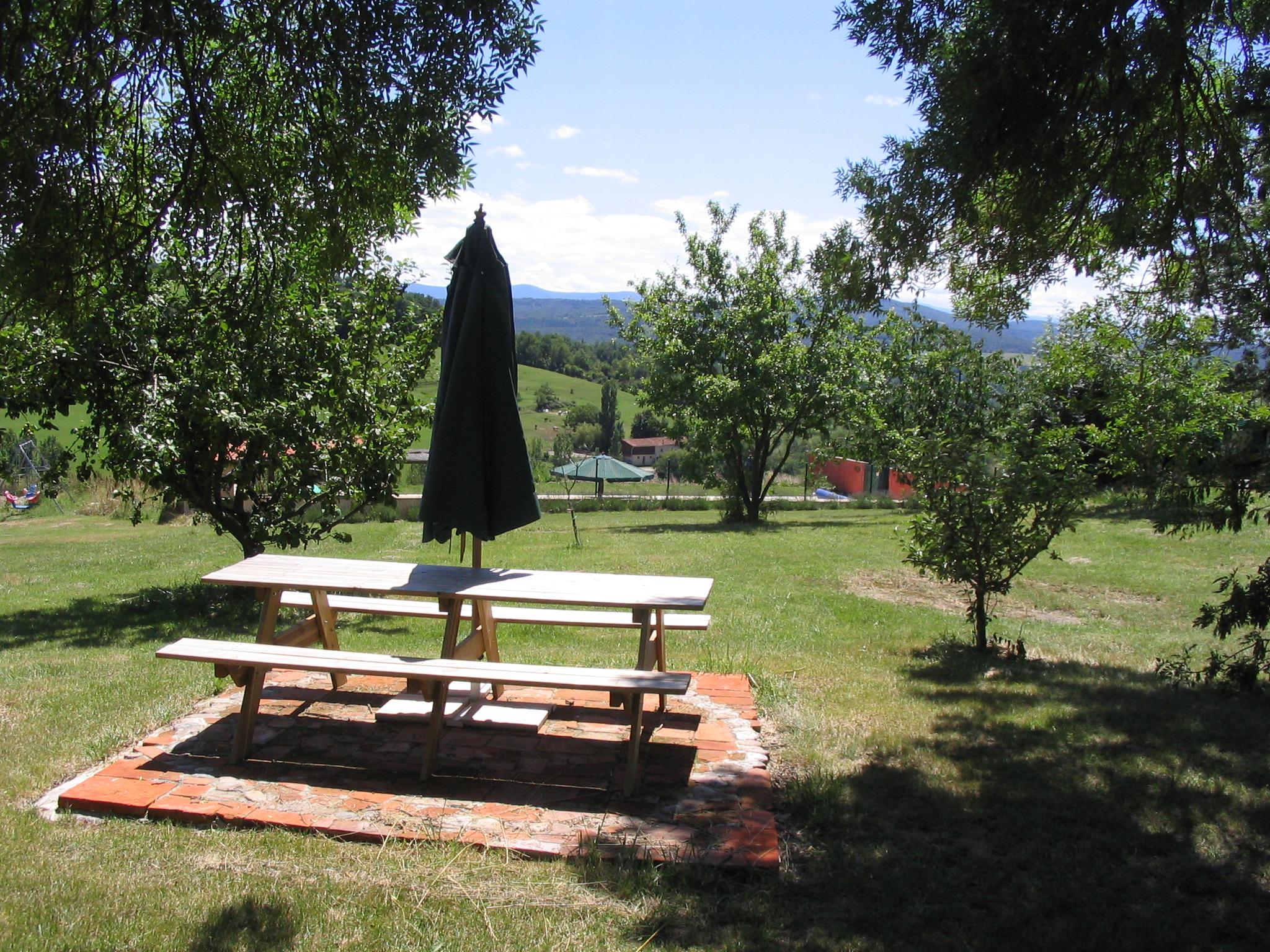 L'Ecurie - Outdoor Terrace