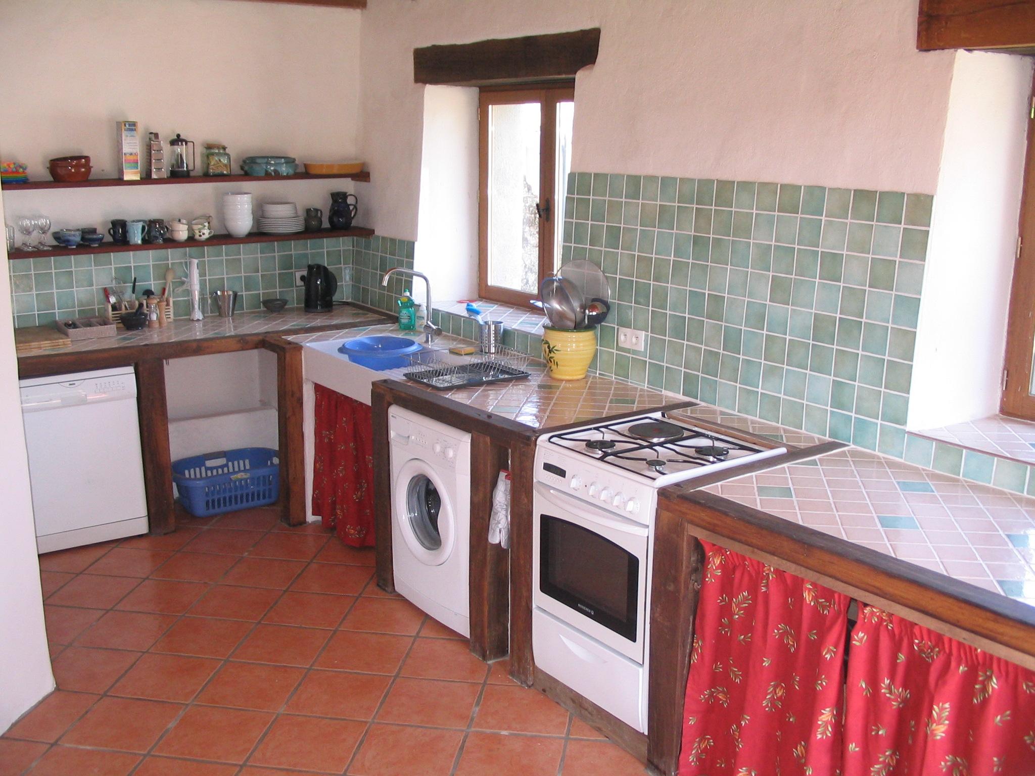 L'Ecurie - Kitchen