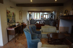 Open plan Kitchen/Dining Room - Sitting Room
