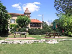 The secluded La Grange Terrace