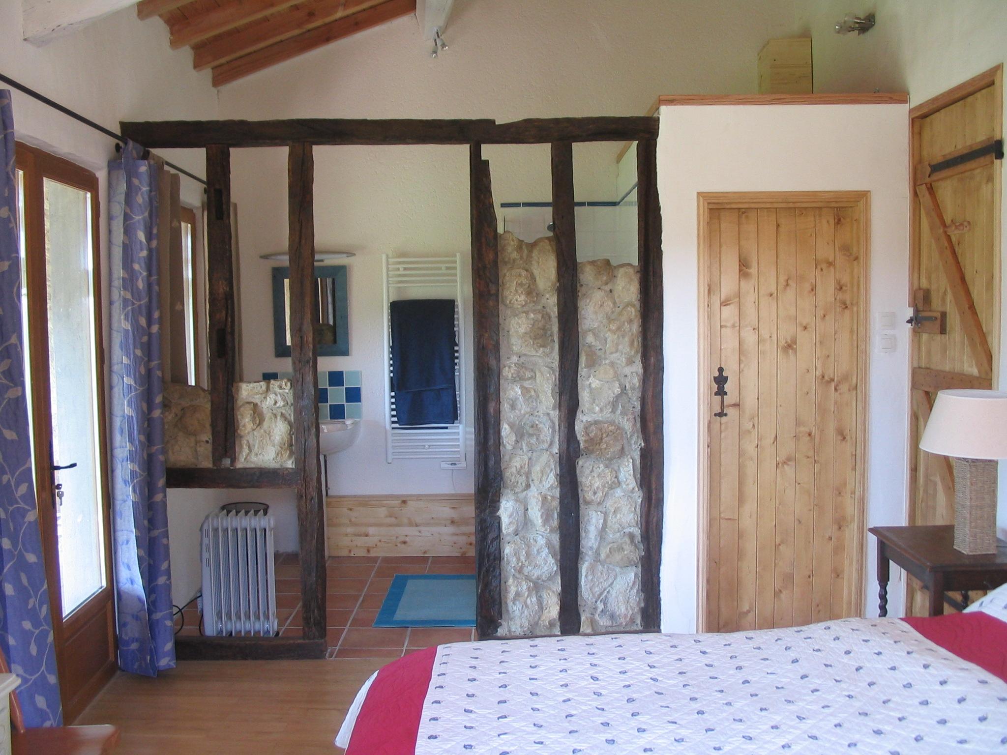 L'Ecurie - Double Bedroom